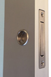 Satin Nickel Flush Pull