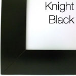 Knight Black Frame Finish