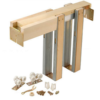 Johnson Hardware 1500 Series Pocket Door Kit