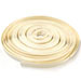 Ellipsed White Wood Ring Ribbon Circles
