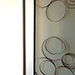 Ellipsed Wood Rings Pocket Doors Left DetailView