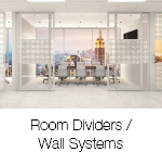 Room Dividers Wall Systems